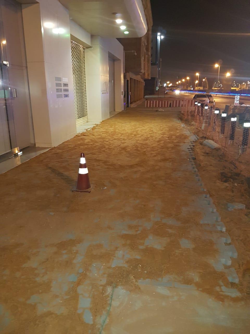 Saudi Efficiency Contracting Company | Road Blocker